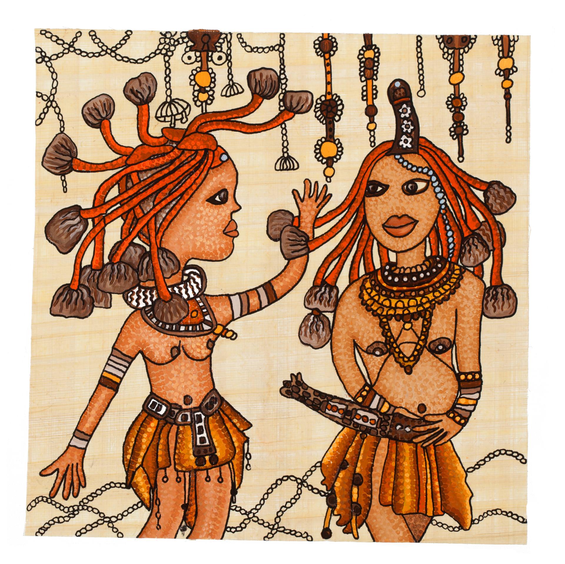 Himba woman IV