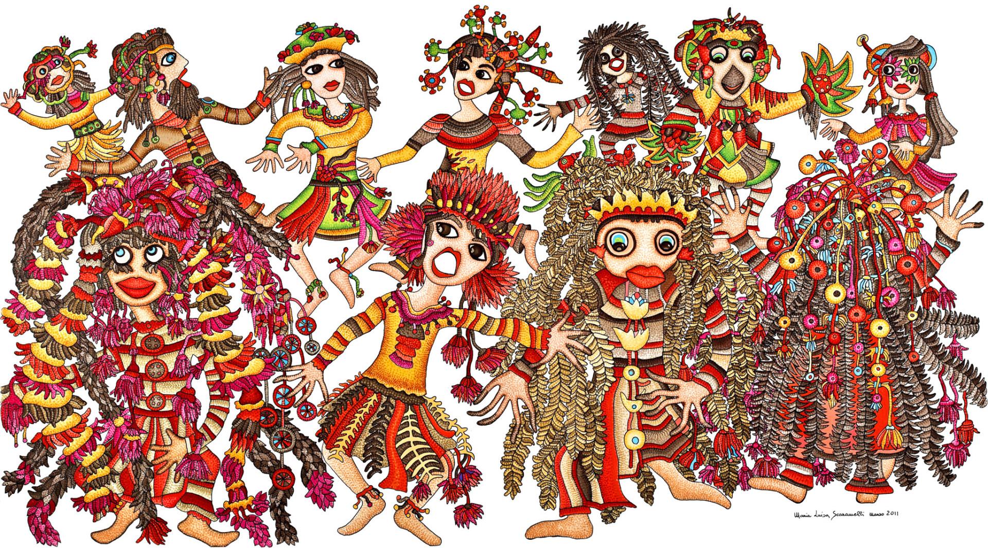 Spiriti danzanti II