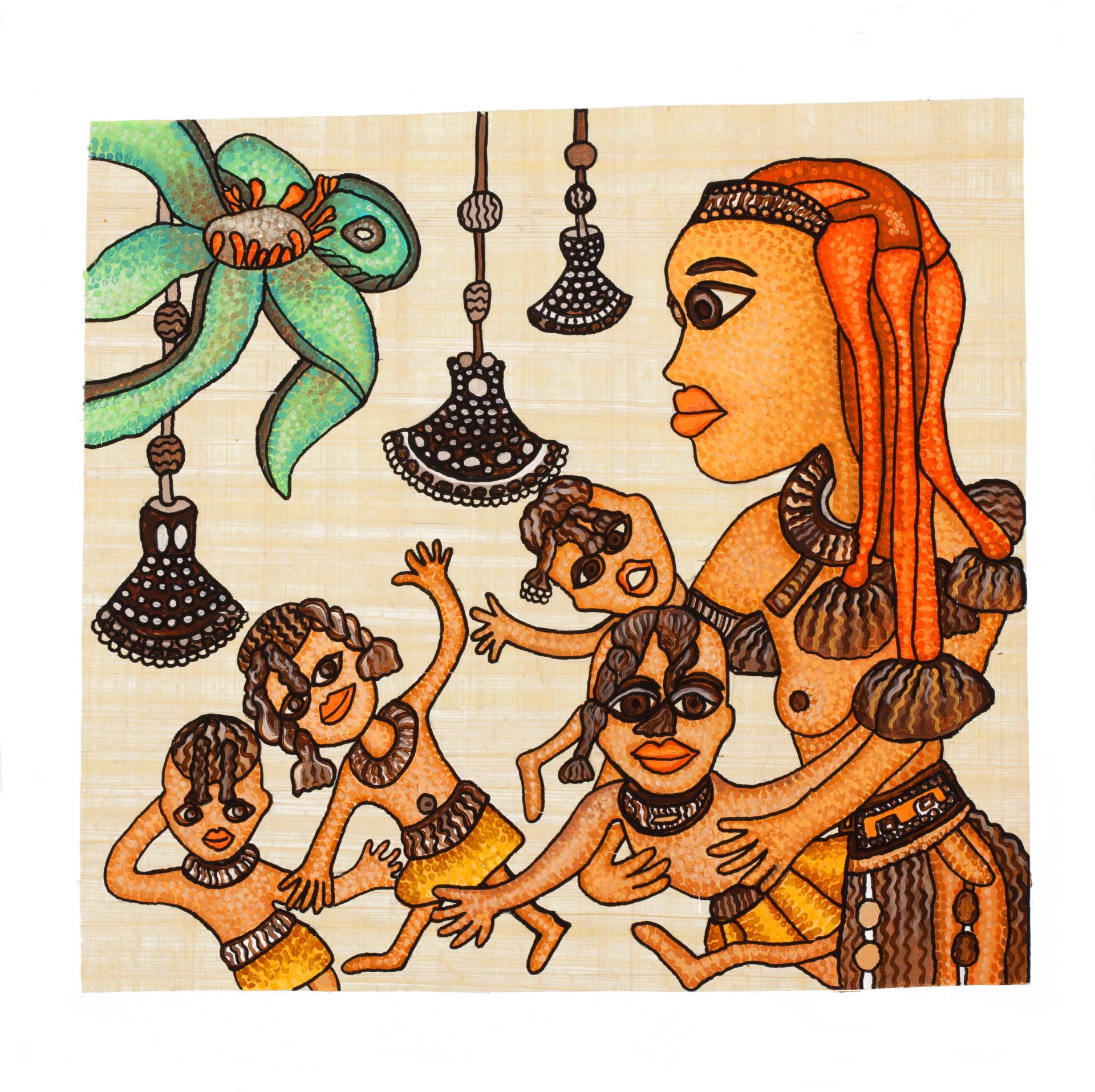 Himba woman V