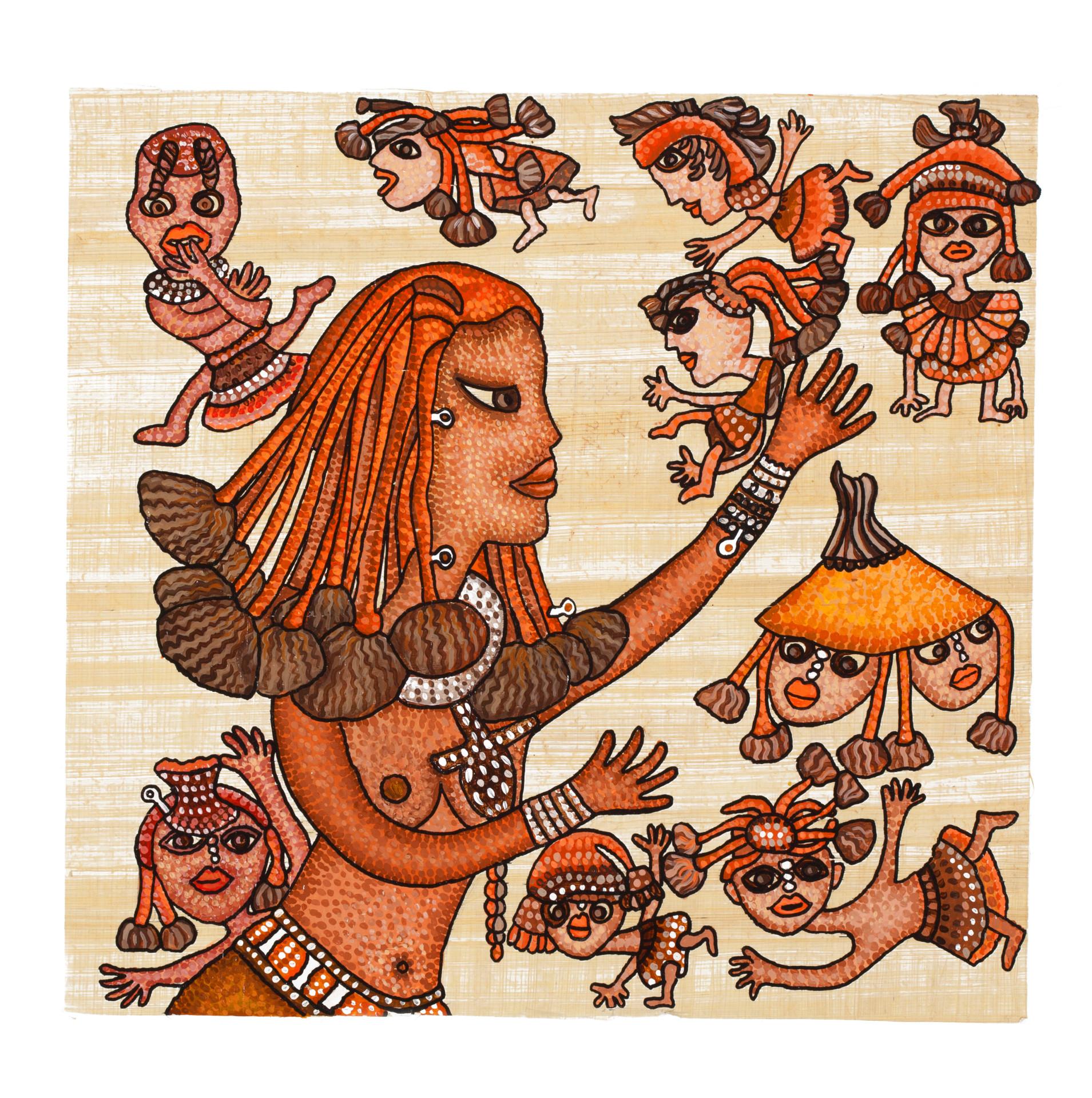 Himba woman III
