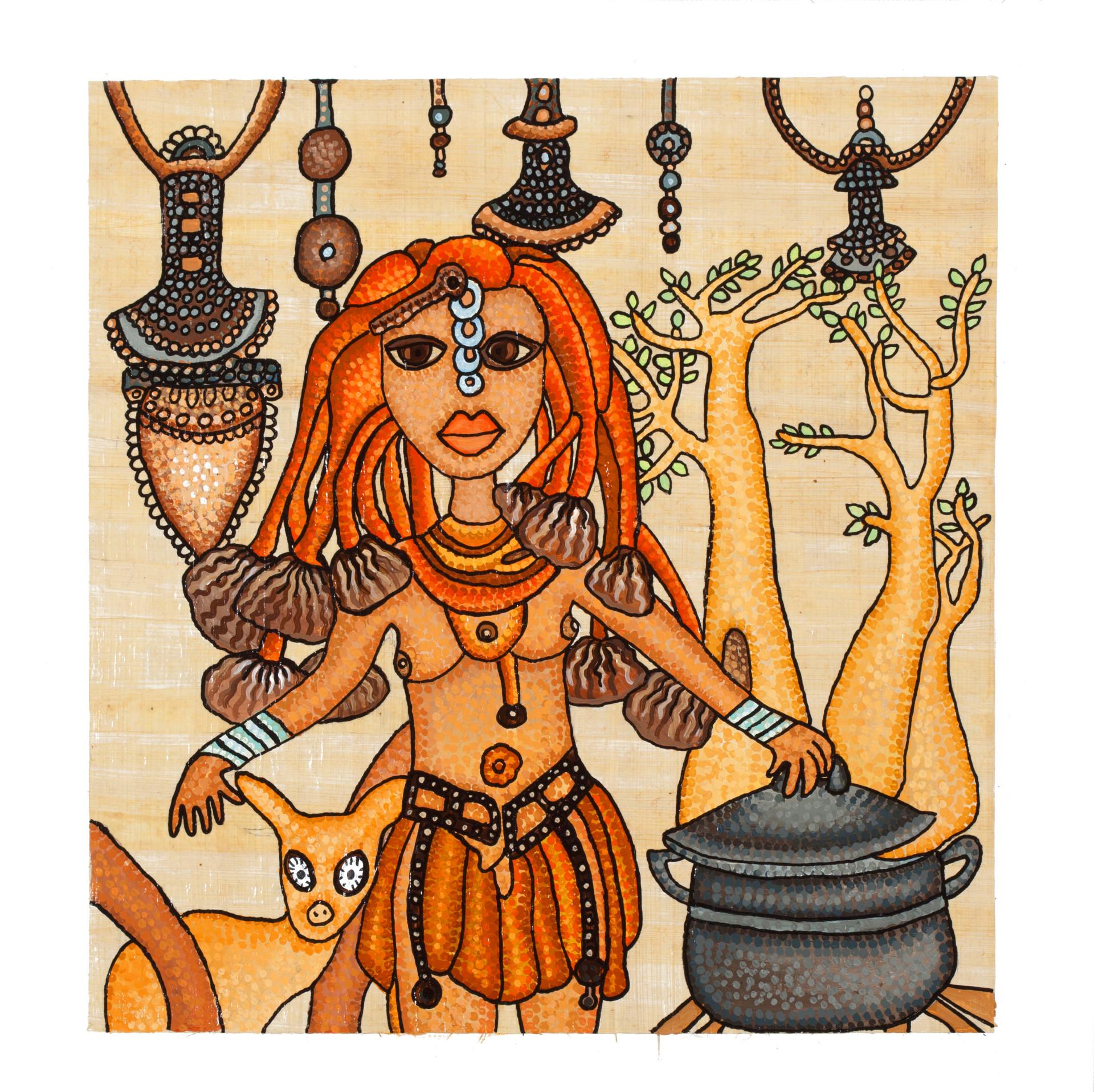 Himba woman I