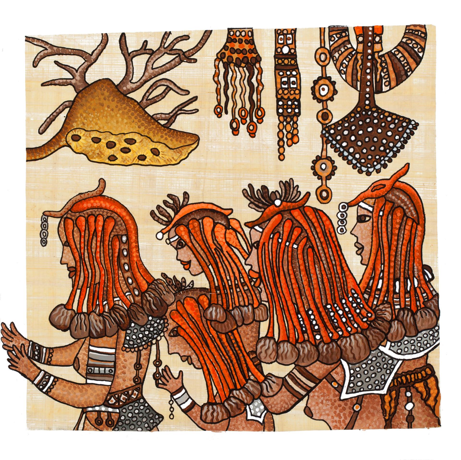 Himba woman II