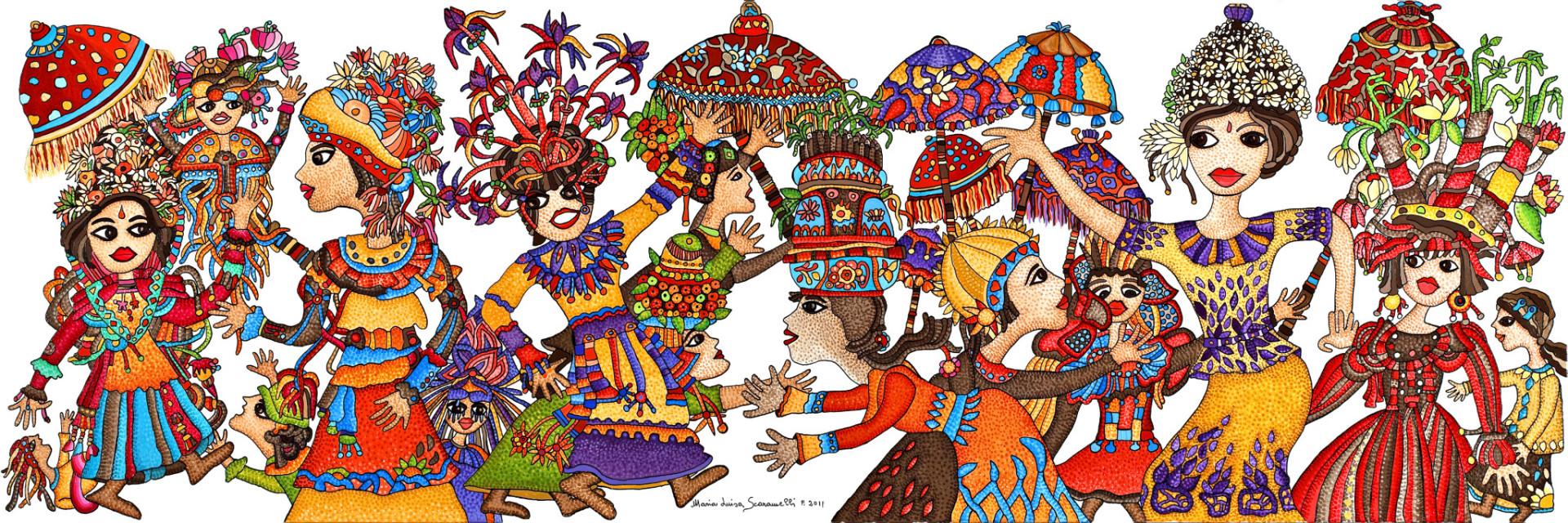 Spiriti danzanti III